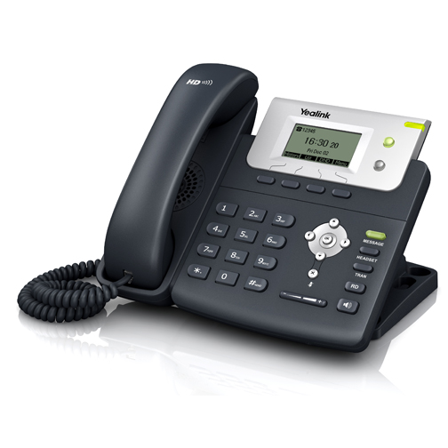 how to set up voicemail on yealink phone